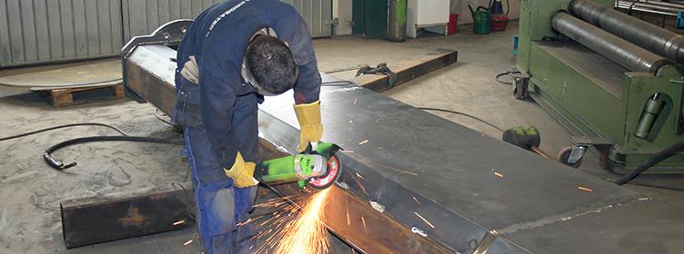 Welding Workshop Progatec